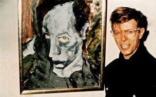 伤痛渐渐散去 那些纪念大卫·鲍伊的艺术作品却一直存在