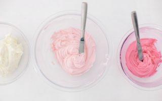 Pink Love:为情人手作一份甜蜜的粉紅色蛋糕