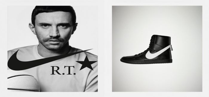 Riccardo Tisci 与 NIKE 再度联手:下一双爆款球鞋什么样