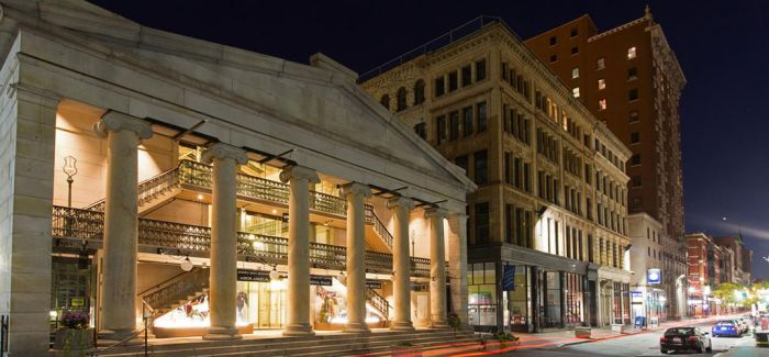 美国最古老商场改成45间小而美公寓 租金低廉
