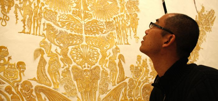 """艺术家邬建安的猴年春节:美国博物馆中解放""""美猴王"""""""