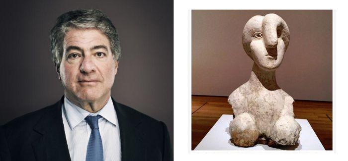 毕加索1亿美元雕塑的神秘买家终现身