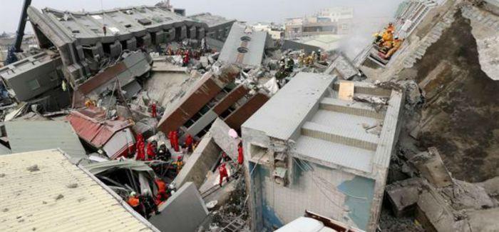 台南强震致24处重要古迹损毁 修缮工作迫在眉睫