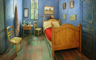 在aribnb上可以租到梵高的卧室