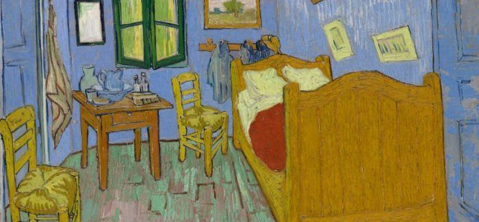 芝加哥艺术博物馆复制梵·高卧室 邀你穿越亲身体验艺术家生活