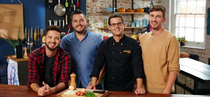 四个男人 如何办了去年YouTube上最火的美食频道?