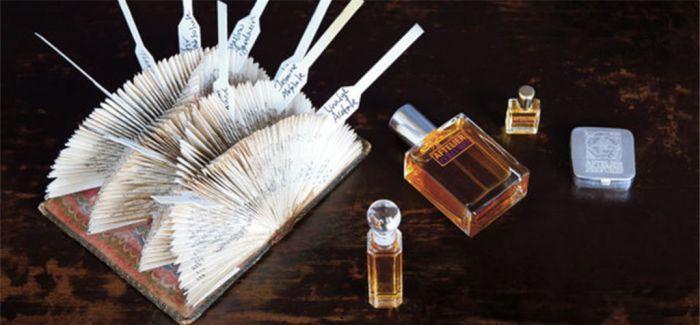 化合物香水也好 但保留做纯天然香水的固执
