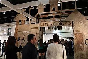 2016洛杉矶艺博会圆满落幕 中国当代艺术备受关注