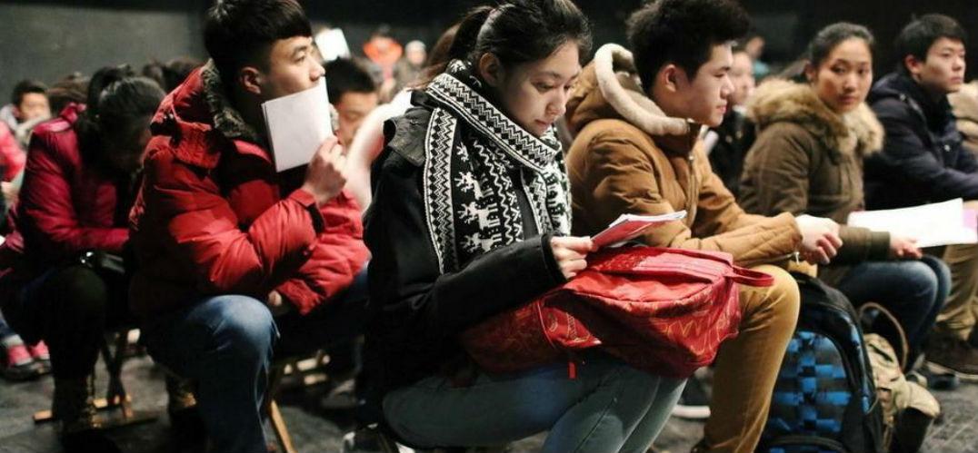 三大高校艺考开锣 北电表演学院报录比例为170:1