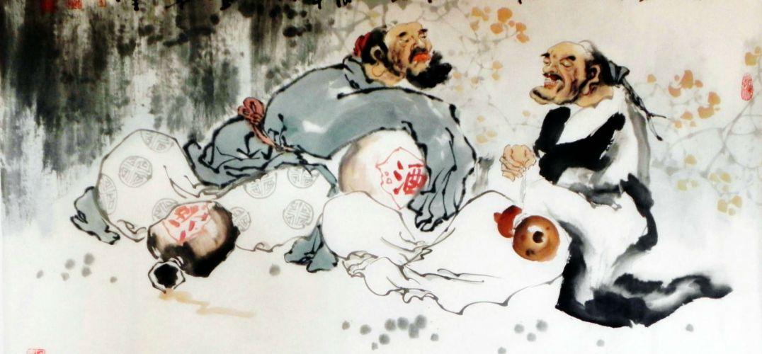 广西少数民族绘画:难舍的中国文化和本土情结