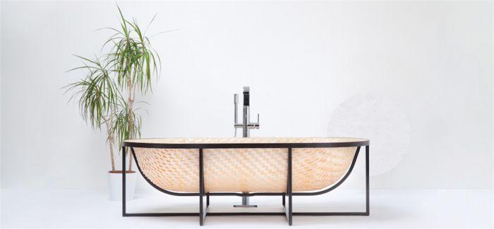 编织浴缸:竹篮打水不是一场空