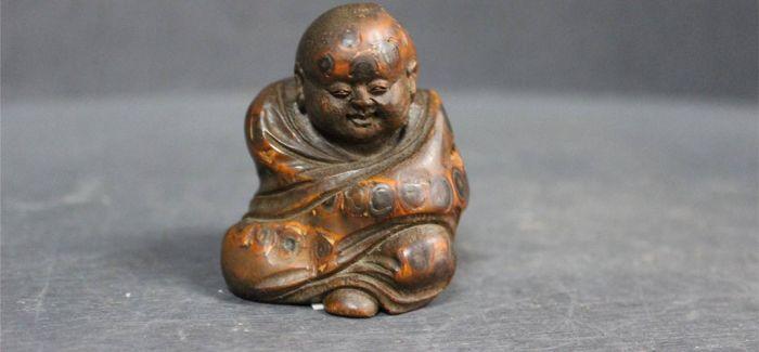清雅脱俗的竹根雕收藏