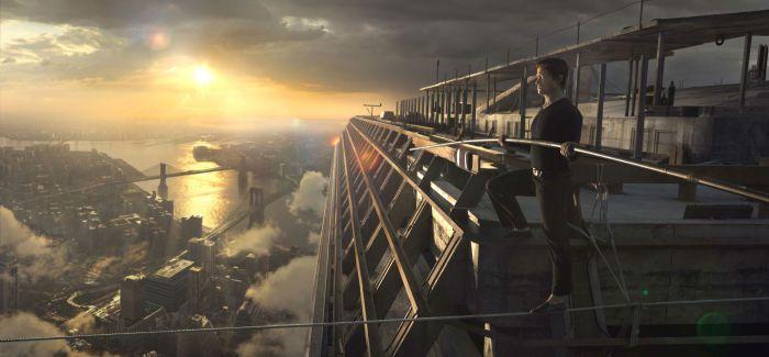 《云中行走》:艺术和法律在极限运动中的平衡与融合