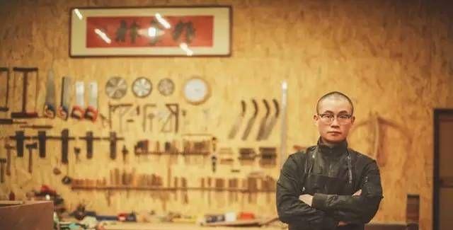 艺术与生活 :一名木匠的快乐打开方式