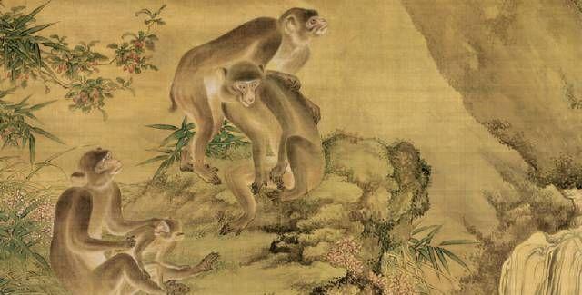 过年:猴年,没猴怎么行