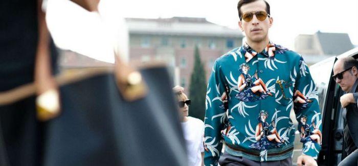 虽说要看脸 但男人的确不去夏威夷也能穿印花