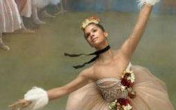 """非裔舞者""""再造""""德加标志性芭蕾画作:决心与美成就艺术"""