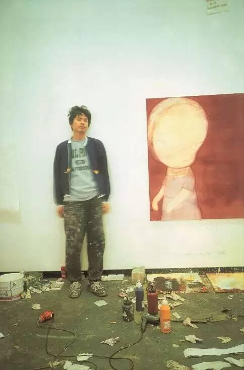 奈良美智:孤独和疏离感是创作的原动力_艺术家