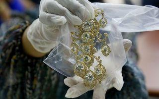 菲律宾将拍卖前总统夫人珠宝 约值2100万美元
