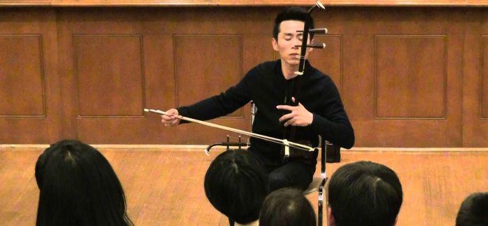 二胡行者金玥:音乐的内涵和意境才是乐曲的核心
