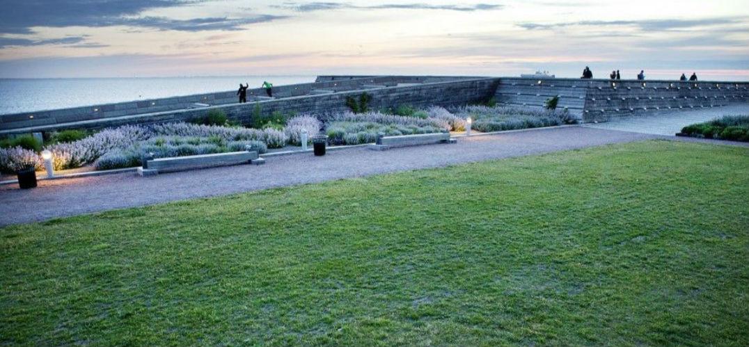 把垃圾填埋场变成滨海公园 来看这个瑞典人是怎么做的
