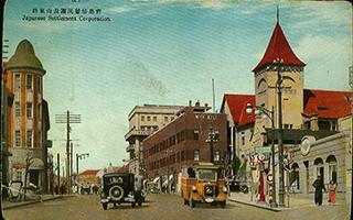 民国元年寄出的明信片由大清邮政印制发行