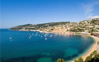南法  蔚蓝海岸的温柔与美食的安抚