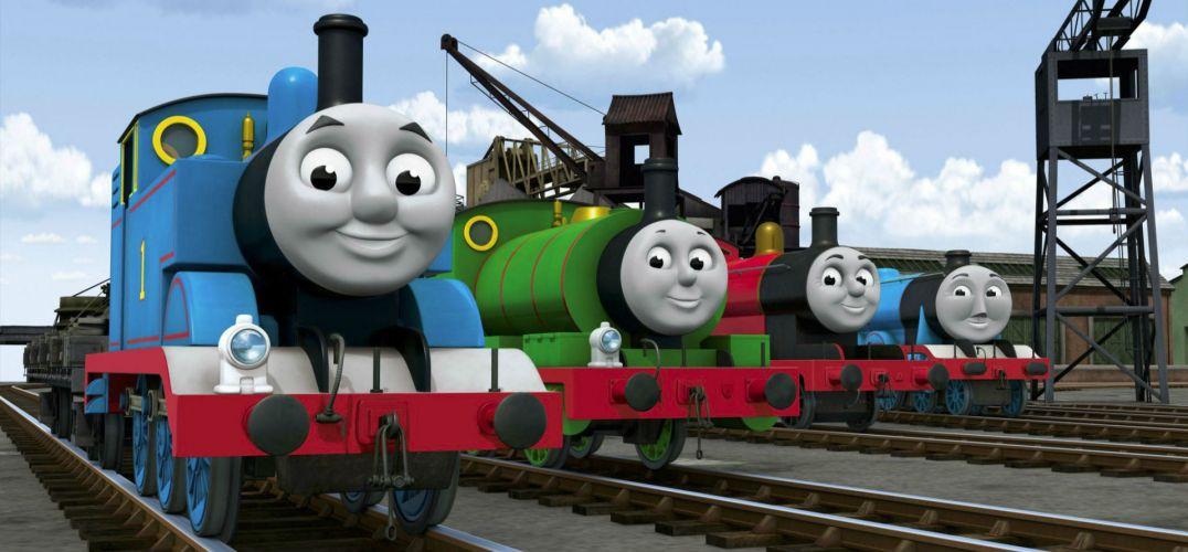 托马斯小火车玩具1套