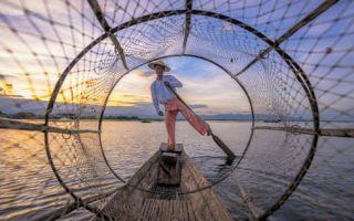 金色缅甸:亚洲颜值最高的国度