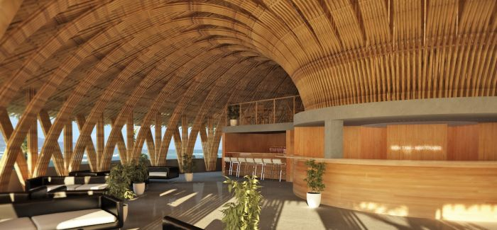 建筑设计大师酒窖