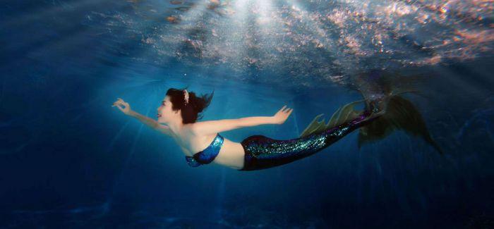 她拍的大片不输周星驰  她镜头中的美人鱼比林允张雨绮还美!