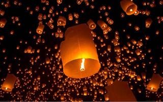 清代元宵节会专门铸造挂灯钱