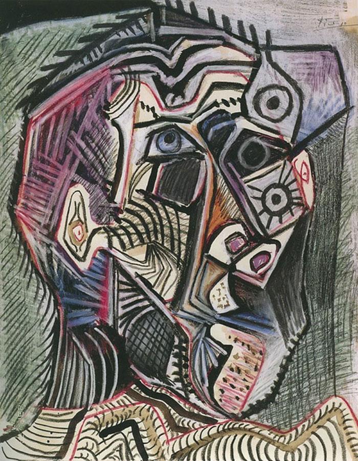 pablo-picasso-self-portraits-chronology-3