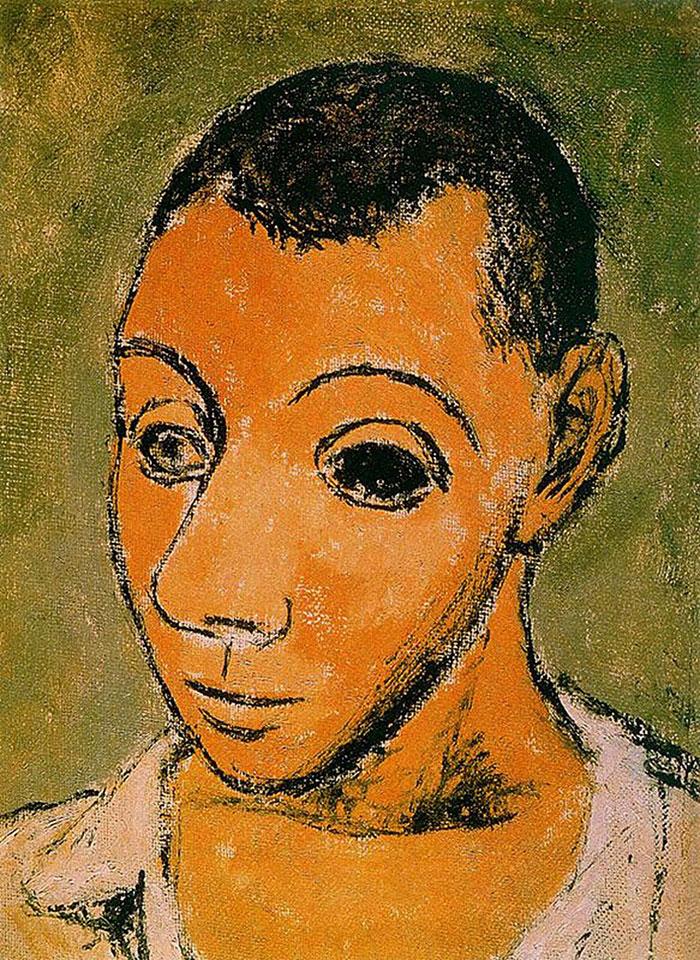 pablo-picasso-self-portraits-chronology-1