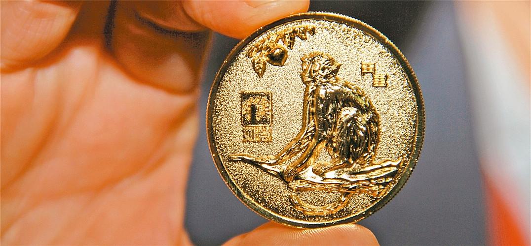 猴年马月催热猴年纪念币 纪念币越来越受推崇
