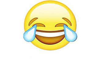 """""""笑哭""""表情的艺术考察图片"""