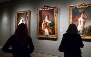 在女性不能进入绘画作坊的年代 她成为玛丽王后的御用画家