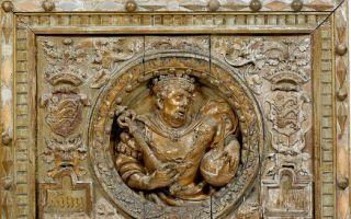 亨利八世橡木板领衔邦瀚斯橡木内饰拍会