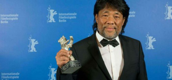 柏林电影节上  中国电影《长江图》获得摄影方向的银熊奖