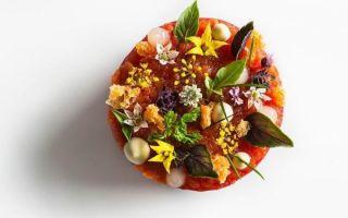 给吃货的2016年 先去这十家全球最佳新餐厅
