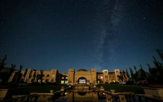 库布其:人世间的净土 中国最美沙漠观星地
