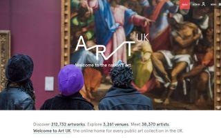艺术英国项目将全部公共艺术收藏上线供公众浏览
