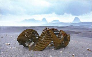 芝加哥艺术家超凡艺术作品:声音的雕塑