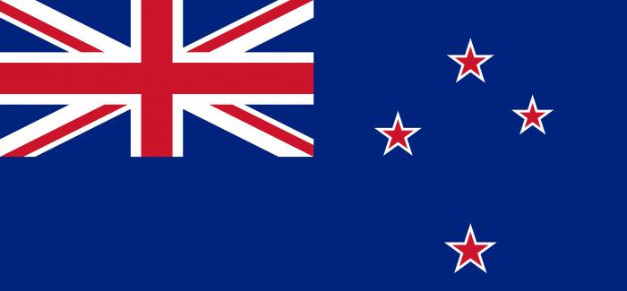 """众多奇葩中新西兰国旗海选结果终于出炉  """"靠谱吗""""?"""