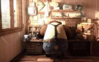 第88届奥斯卡最感人动画短片《Bear Story》