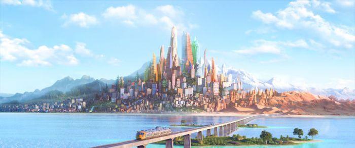 即将上映的《疯狂动物城》,可能是迪士尼今年的捞金之