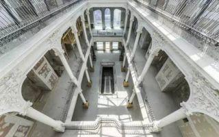 古典与现代完美结合:加布勒斯特一座更像宫殿的书店