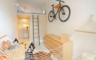 小而美的见证  13平米的波兰城市公寓
