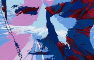 拍卖贝克汉姆肖像作品援助联合国儿基会:慈善能大于艺术吗