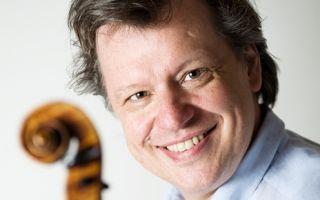 瑞典小提琴家乌尔夫 助阵深交音乐会
